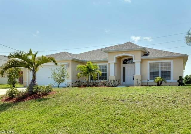 2220 NW 8th Terrace, Cape Coral, FL 33993 (#221005809) :: Jason Schiering, PA