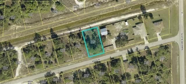 2508 Betty Place, Lehigh Acres, FL 33971 (#221005887) :: Vincent Napoleon Luxury Real Estate