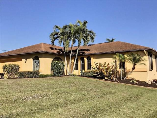 219 SE 19th Court, Cape Coral, FL 33990 (MLS #221005888) :: Kris Asquith's Diamond Coastal Group