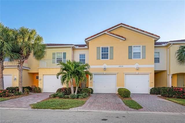 16214 Via Solera Circle #103, Fort Myers, FL 33908 (MLS #221005933) :: Kris Asquith's Diamond Coastal Group