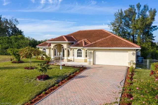 309 NE 8th Terrace, Cape Coral, FL 33909 (MLS #221005943) :: Dalton Wade Real Estate Group