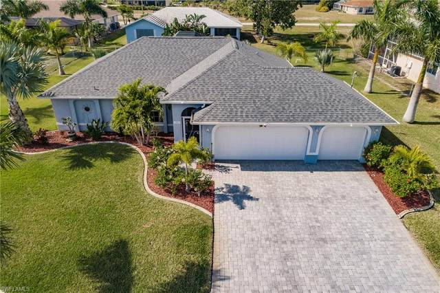 406 NW 36th Place, Cape Coral, FL 33993 (#221005965) :: Jason Schiering, PA