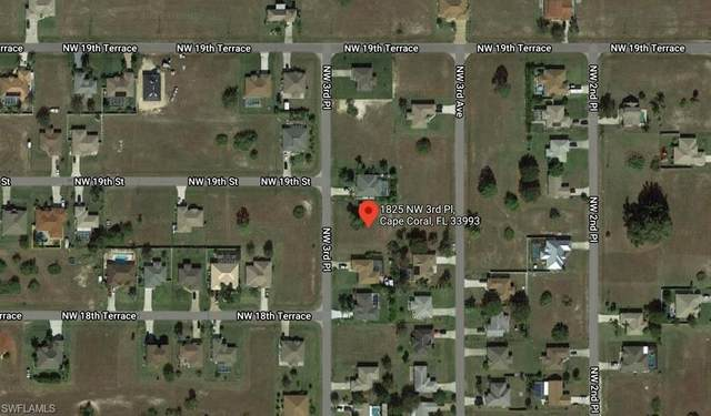 1825 NW 3rd Place, Cape Coral, FL 33993 (MLS #221006040) :: Coastal Luxe Group Brokered by EXP