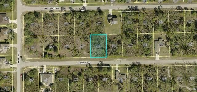 1115 Colonial Street E, Lehigh Acres, FL 33974 (#221006175) :: Vincent Napoleon Luxury Real Estate