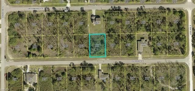 1117 Colonial Street E, Lehigh Acres, FL 33974 (#221006193) :: Vincent Napoleon Luxury Real Estate