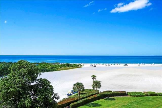 6672 Estero Boulevard 611 A, Fort Myers Beach, FL 33931 (#221006201) :: Southwest Florida R.E. Group Inc
