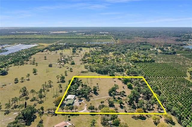 22161 Persimmon Pointe Drive, Alva, FL 33920 (MLS #221006202) :: Clausen Properties, Inc.