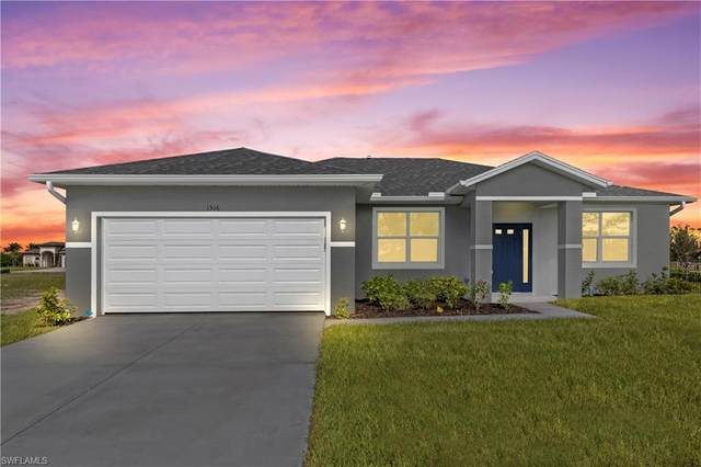 1606 NW 42nd Place, Cape Coral, FL 33993 (MLS #221006210) :: Team Swanbeck