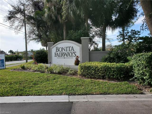 26651 Bonita Fairways Boulevard #201, Bonita Springs, FL 34135 (MLS #221006347) :: Domain Realty