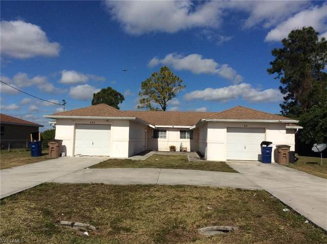 681 Alabama Road S, Lehigh Acres, FL 33974 (#221006372) :: Vincent Napoleon Luxury Real Estate