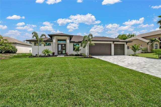 2114 NW 41st Avenue, Cape Coral, FL 33993 (#221006384) :: Vincent Napoleon Luxury Real Estate