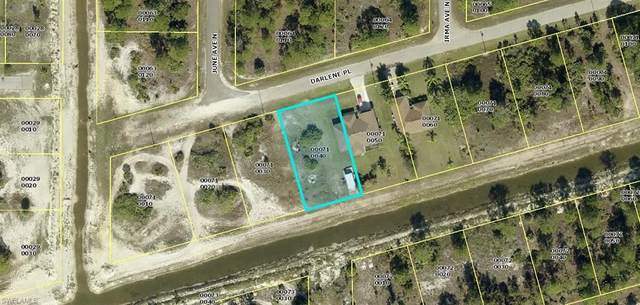 2815 Darlene Place, Lehigh Acres, FL 33971 (#221006436) :: Southwest Florida R.E. Group Inc