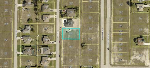 2005 NW 16th Place, Cape Coral, FL 33993 (MLS #221006448) :: Kris Asquith's Diamond Coastal Group