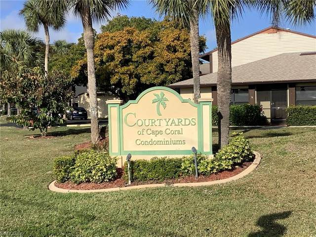 1223 SE 8th Street #47, Cape Coral, FL 33990 (MLS #221006591) :: BonitaFLProperties