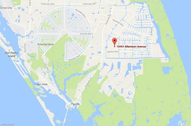 13451 Allentown Avenue, Port Charlotte, FL 33981 (MLS #221006618) :: RE/MAX Realty Group