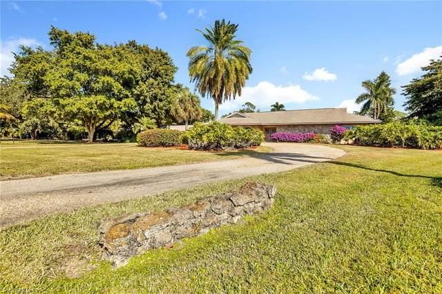7171 E Brentwood Road, Fort Myers, FL 33919 (MLS #221006634) :: NextHome Advisors