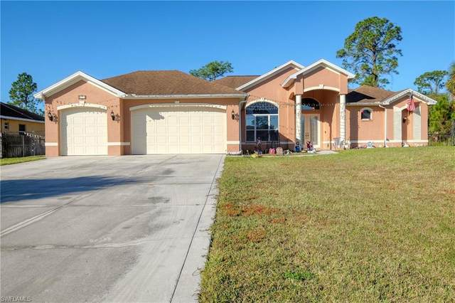 613 Clayton Avenue, Lehigh Acres, FL 33972 (#221006647) :: The Dellatorè Real Estate Group