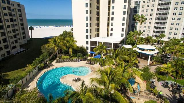 6640 Estero Boulevard #401, Fort Myers Beach, FL 33931 (#221006650) :: Southwest Florida R.E. Group Inc
