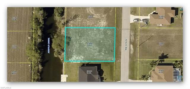 1408 NW 16th Place, Cape Coral, FL 33993 (MLS #221006651) :: NextHome Advisors