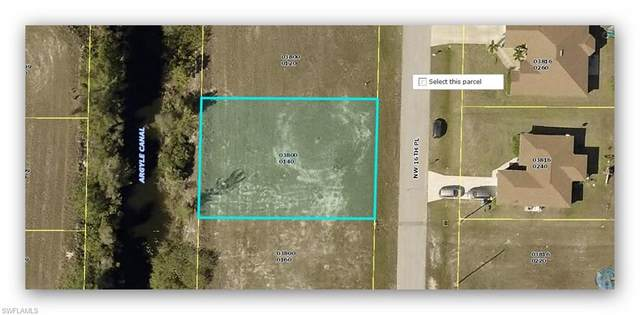 1412 NW 16th Place, Cape Coral, FL 33993 (MLS #221006663) :: Kris Asquith's Diamond Coastal Group