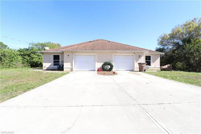 2131/2133 Leda Avenue S, Lehigh Acres, FL 33973 (MLS #221006707) :: Coastal Luxe Group Brokered by EXP