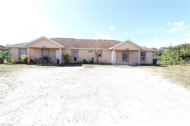 1108/1110 Hightower Avenue S, Lehigh Acres, FL 33973 (MLS #221006710) :: Clausen Properties, Inc.