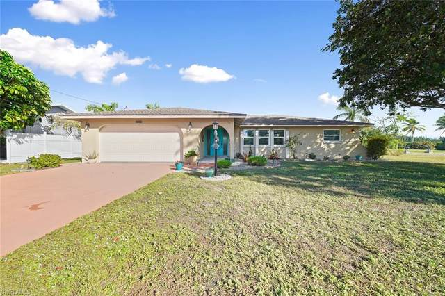 12122 Moon Shell Drive, MATLACHA ISLES, FL 33991 (MLS #221006720) :: #1 Real Estate Services