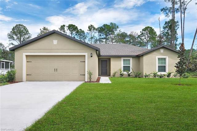 1124 NW 27th Court, Cape Coral, FL 33993 (#221006836) :: Jason Schiering, PA