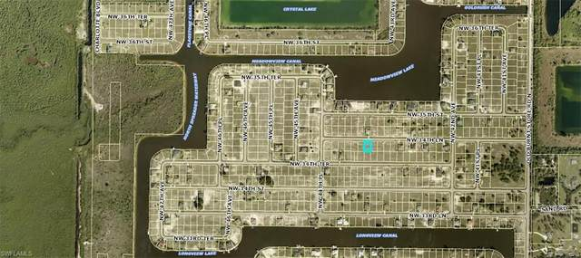 4310 NW 34th Terrace, Cape Coral, FL 33993 (#221006872) :: Jason Schiering, PA