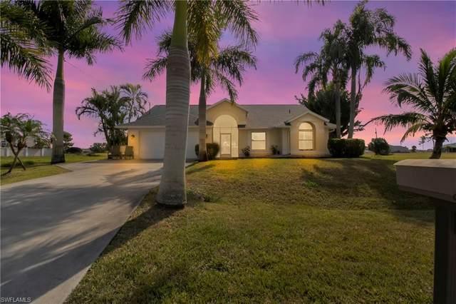 2944 NW 17th Terrace, Cape Coral, FL 33993 (#221006895) :: Jason Schiering, PA
