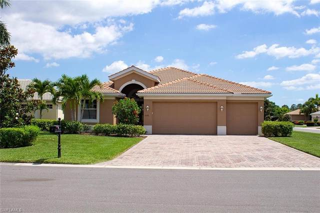 3358 Magnolia Landing Lane, North Fort Myers, FL 33917 (#221006956) :: The Dellatorè Real Estate Group