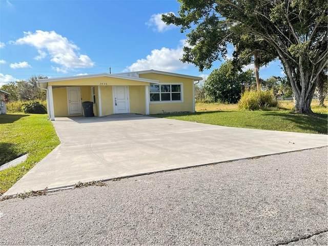 3436 Jeffcott Street, Fort Myers, FL 33916 (#221007090) :: Jason Schiering, PA