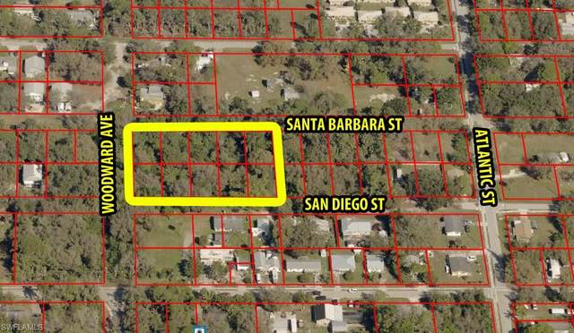 437 Santa Barbara Street, North Fort Myers, FL 33903 (MLS #221007242) :: Realty Group Of Southwest Florida
