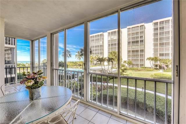 7150 Estero Boulevard #205, Fort Myers Beach, FL 33931 (#221007302) :: Caine Luxury Team