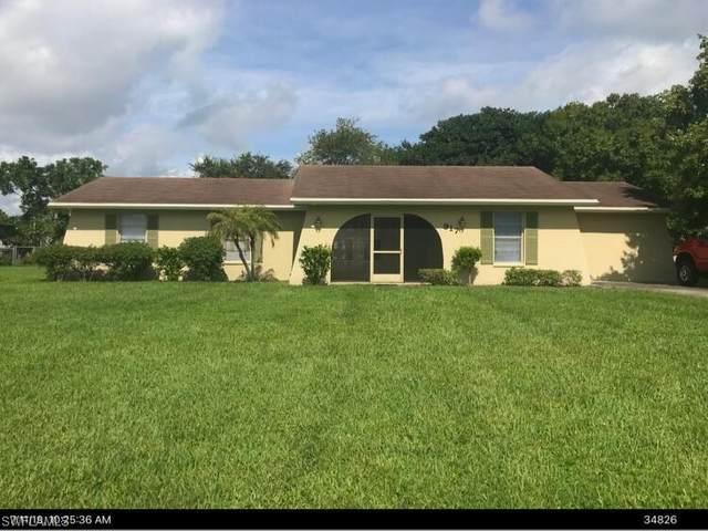 917 N Berner Road, Clewiston, FL 33440 (MLS #221007435) :: Waterfront Realty Group, INC.
