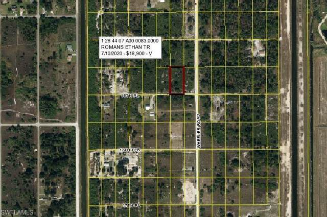 7799 18th Place, Labelle, FL 33936 (MLS #221007662) :: #1 Real Estate Services