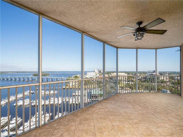 2090 W 1st Street F1906, Fort Myers, FL 33901 (#221007915) :: Vincent Napoleon Luxury Real Estate