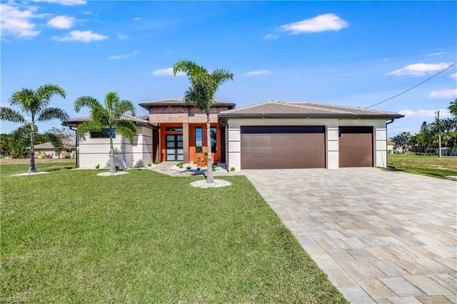 309 SW 47th Street, Cape Coral, FL 33914 (MLS #221008078) :: RE/MAX Realty Team