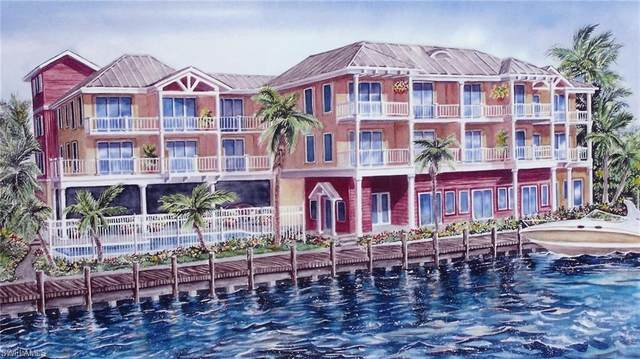 414 Crescent Street #207, Fort Myers Beach, FL 33931 (MLS #221008648) :: Domain Realty