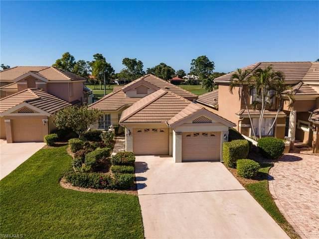 10362 Quail Crown Drive #10, Naples, FL 34119 (MLS #221008727) :: Domain Realty