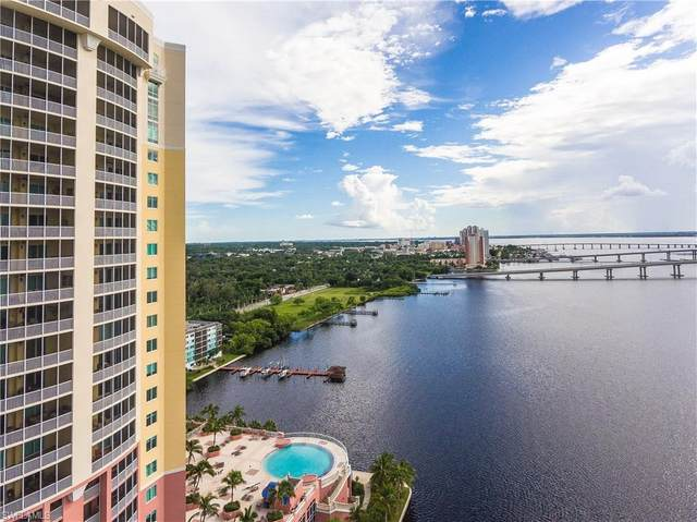 2745 1st Street #503, Fort Myers, FL 33916 (#221008821) :: The Dellatorè Real Estate Group