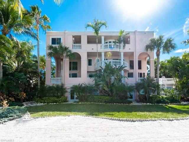 544 Lighthouse Way, Sanibel, FL 33957 (MLS #221008938) :: Domain Realty
