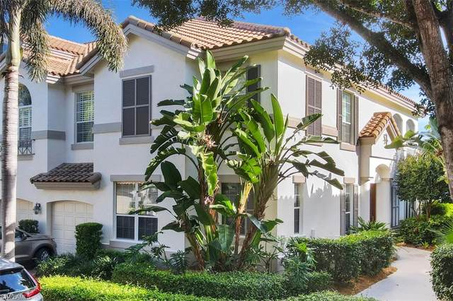 158 Colonade Circle #1101, Naples, FL 34103 (MLS #221008969) :: Avantgarde