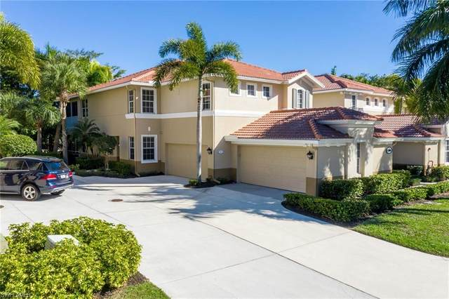 11065 Harbour Yacht Court #101, Fort Myers, FL 33908 (MLS #221009148) :: Realty Group Of Southwest Florida