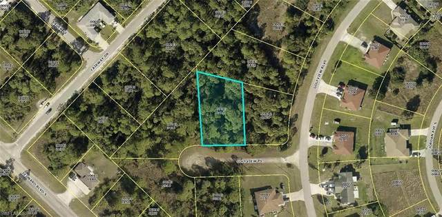 2254/2256 Golfview Place, Lehigh Acres, FL 33973 (#221009249) :: We Talk SWFL