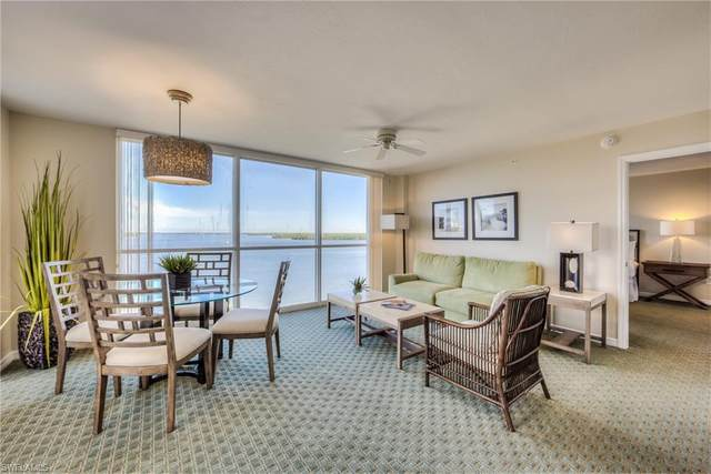 8771 Estero Boulevard #305, Bonita Springs, FL 33931 (MLS #221009324) :: #1 Real Estate Services