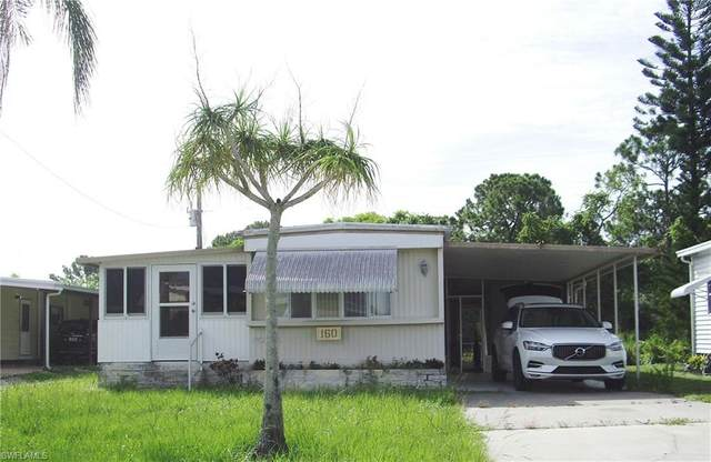 160 Santa Fe Trail, North Fort Myers, FL 33917 (MLS #221009718) :: Realty Group Of Southwest Florida