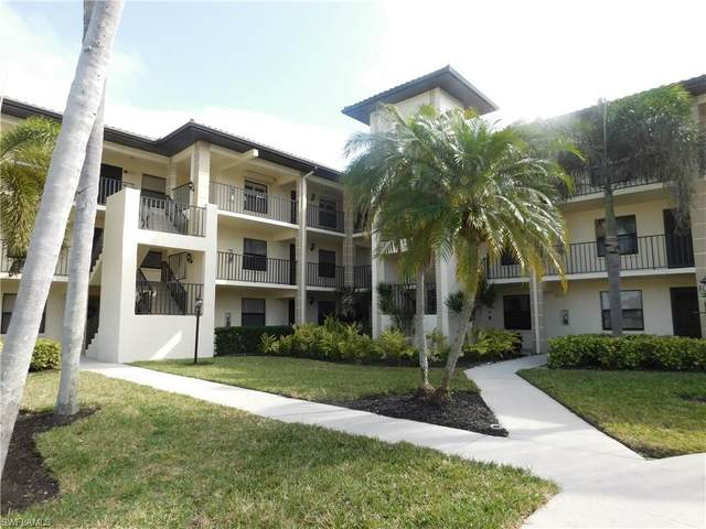 12601 Kelly Sands Way #411, Fort Myers, FL 33908 (MLS #221009827) :: Kris Asquith's Diamond Coastal Group