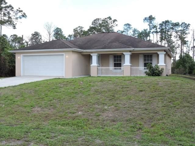 1110 Craft Street E, Lehigh Acres, FL 33974 (#221010187) :: The Dellatorè Real Estate Group