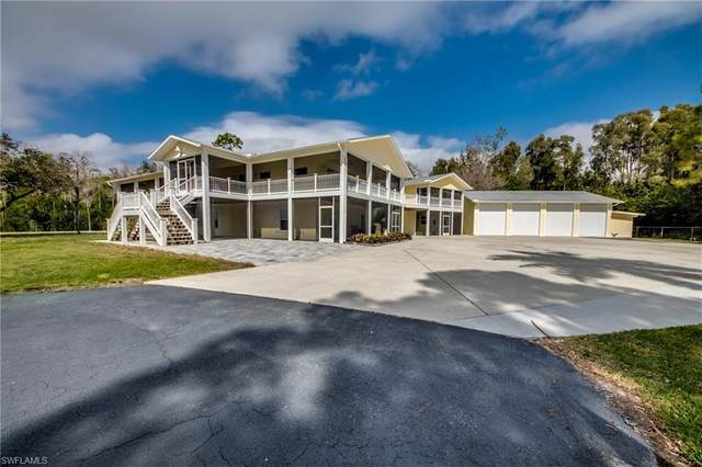 10851 Deer Run Farms Road, Fort Myers, FL 33966 (MLS #221010199) :: Florida Homestar Team